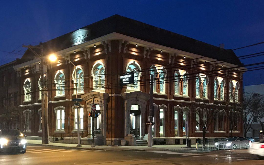 "Hyperion Bank – Bringing ""Community Banking"" Back to Philadelphia Communities"