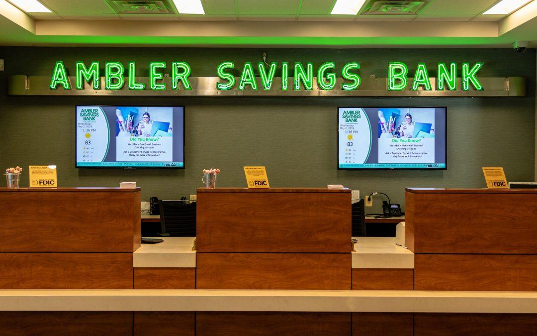 Hometown Champions: Ambler Savings Bank