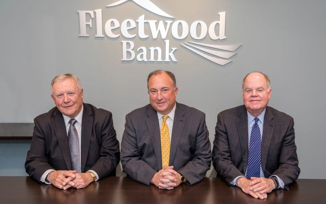 Fleetwood Bank: A Tale of Three Presidents