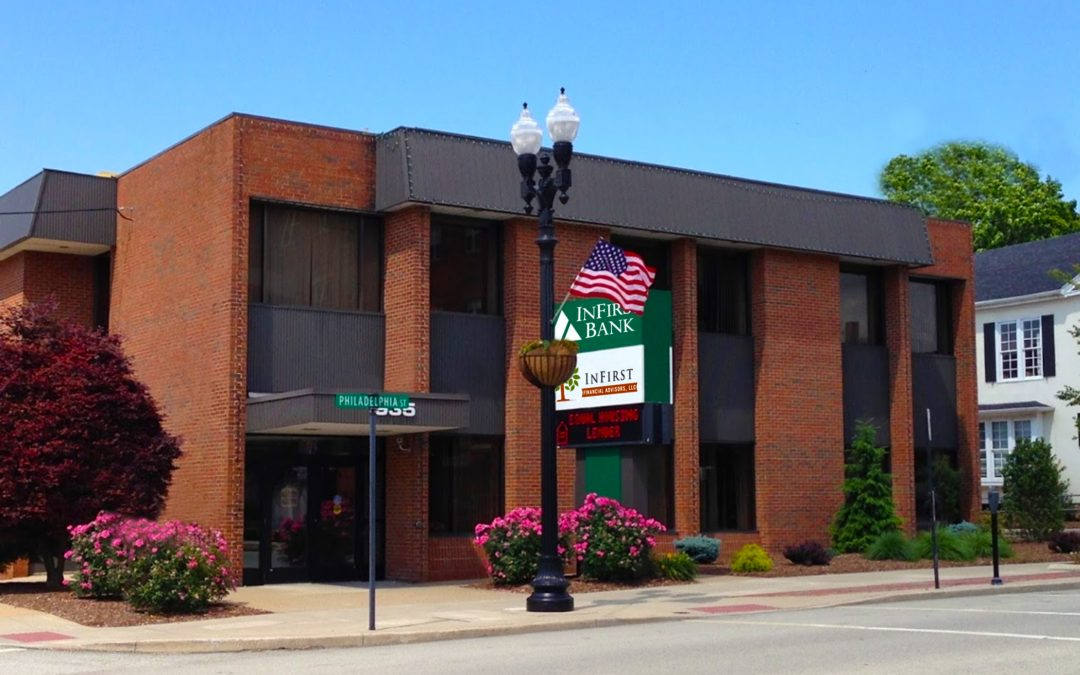 Making a Name For Themselves: Indiana First Bank Transitions to InFirst Bank
